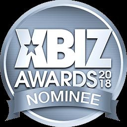 INNOVATIVE WEB PRODUCT OF THE YEAR - 2018 XBIZ Awards - Camgirl Cloud